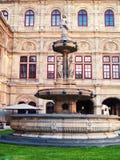 Vienna State Opera Stock Image