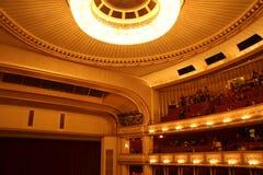 Vienna State Opera - interior Royalty Free Stock Photography