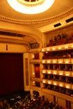 Vienna State Opera - interior Royalty Free Stock Image