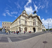 The Vienna State Opera Stock Photos