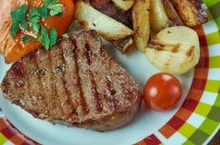 Vienna Steaks Stock Image