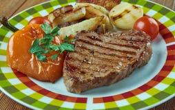 Vienna Steaks Royalty Free Stock Photos