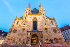 Vienna Stephan Cathedral Austria Royalty Free Stock Images