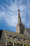 Vienna-Stephansdom Stock Image