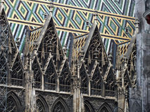 Vienna, Stephansdom Stock Photography