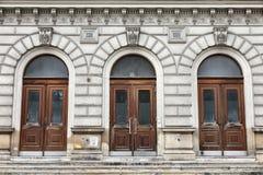 Vienna Stock Exchange Stock Photo