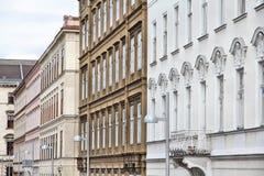 Vienna street view Royalty Free Stock Photo