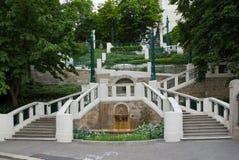 Vienna, Strudlhof stairway Royalty Free Stock Photo