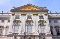 Vienna theater Stock Photos