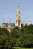 Vienna Town Hall Royalty Free Stock Image