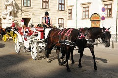 Vienna travel stock photo