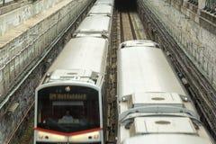 Vienna U-Bahn Stock Photography
