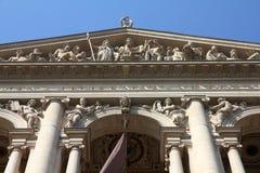 Vienna University Royalty Free Stock Image