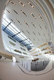 Vienna University of Economics and Business Assembly hall Royalty Free Stock Photography