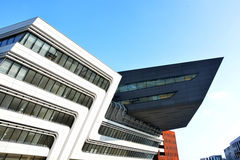Vienna University of Economics and Business. Stock Image