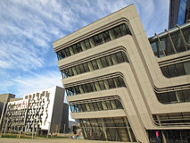 Vienna University of Economics and Business Stock Photo