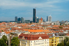 Vienna view Royalty Free Stock Photography
