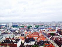 Vienna view Royalty Free Stock Photo