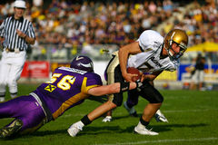 Vienna Vikings vs. Bergamo Lions Royalty Free Stock Image
