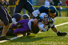 Vienna Vikings vs Grifoni Royalty Free Stock Photo