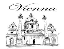 vienne images stock