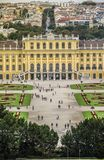 Vienne, Autriche, septembre, 15, 2019 - palais de Schonbrunn, une ancienne résidence impériale d'été des monarques du Habsbourg photos stock