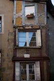 Vienne /Confolens Fotografie Stock