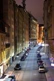 Vienne - rue étroite célèbre Image libre de droits