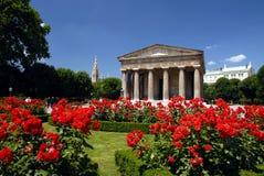 Vienne - Volksgarten Images libres de droits