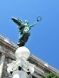 Viennese architecture royalty free stock image