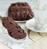 Viennese biscuits Stock Photography