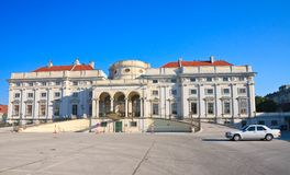 Viennese palace princes of Schwarzenberg. Vienna Royalty Free Stock Photos