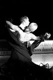Viennese Waltz- Emanuel Valeri/ Tania Kehlet Royalty Free Stock Photo