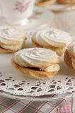 Viennese Whirls Royalty Free Stock Image