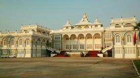 Vientián Laos, edificio presidencial metrajes