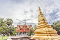 Vientiane - the capital of Laos Royalty Free Stock Photos