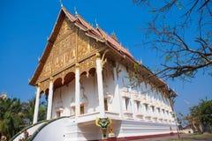 Vientiane huvudstaden av Laos Royaltyfria Foton