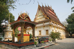 Vientiane, Laos, Asia Royalty Free Stock Images