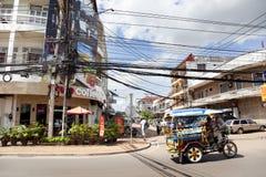Tuktuk Stock Photo