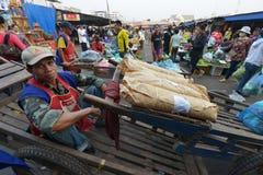 Vientiane, Laos Stock Image