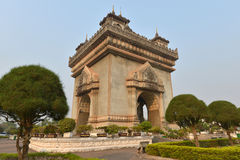 Vientiane, Laos Royalty Free Stock Image