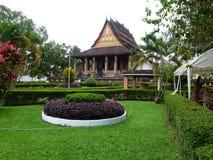 Vientiane-Tempeläußeres Lizenzfreie Stockfotos