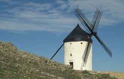 viento för de molinos Royaltyfri Foto