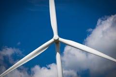 Viento-turbina Imagen de archivo
