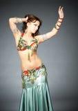 Vientre-bailarín Imagen de archivo libre de regalías