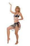 Vientre-bailarín Imagenes de archivo
