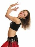 Vientre-baile Fotografía de archivo libre de regalías