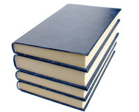 Vier Bücher Lizenzfreie Stockbilder