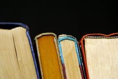 Vier Bücher Lizenzfreie Stockfotografie