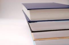 Vier Bücher Stockbild